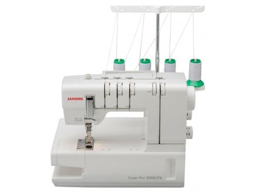 Распошивальная машина Janome CoverPro 2000 CPX, высокоскоростная, вид 4