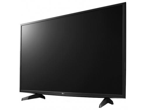 телевизор LG 43LJ510V, черный, вид 1