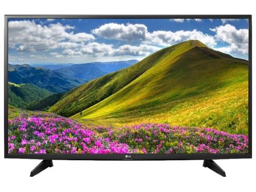 телевизор LG 43LJ510V, черный, вид 2