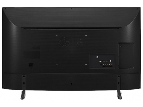 телевизор LG 43LJ510V, черный, вид 3