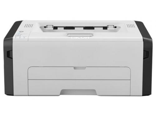 Принтер лазерный ч/б Ricoh SP 220Nw (настольный), вид 1