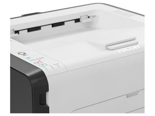 Принтер лазерный ч/б Ricoh SP 220Nw (настольный), вид 2