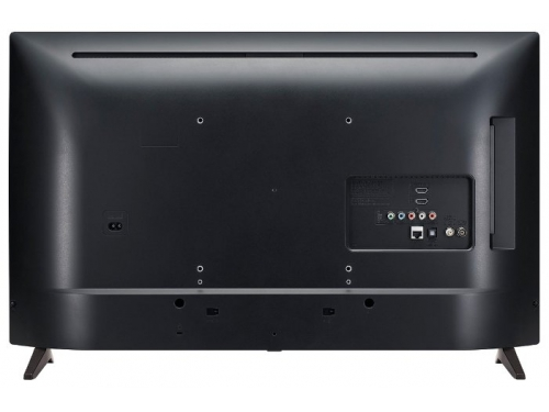 телевизор LG 32LJ622V, черный, вид 4