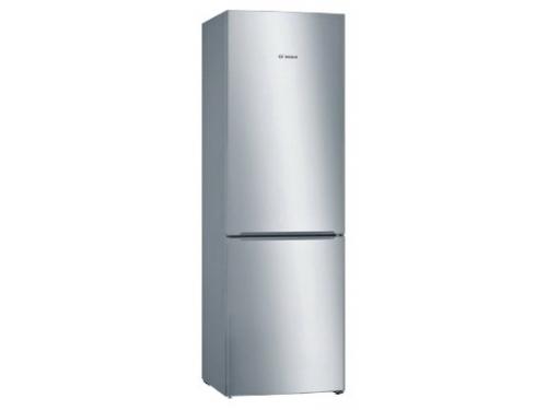 Холодильник Bosch KGV 36NL1AR, серебристый, вид 1