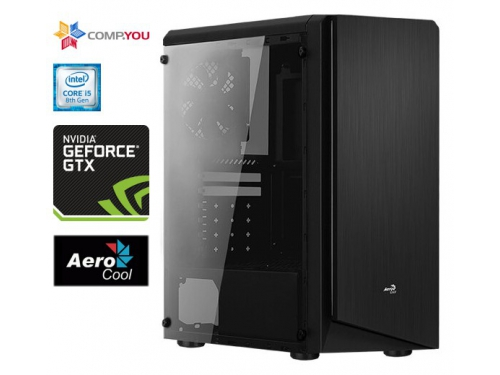 Системный блок CompYou Game PC G777 (CY.615416.G777), вид 1