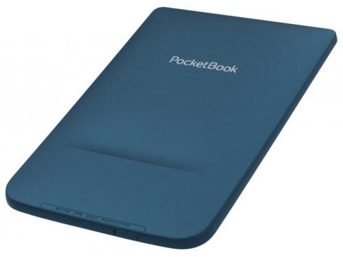 Электронная книга PocketBook 641 Aqua 2, голубая, вид 3