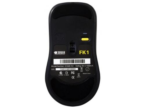 Мышка Zowie FK1, черная, вид 5