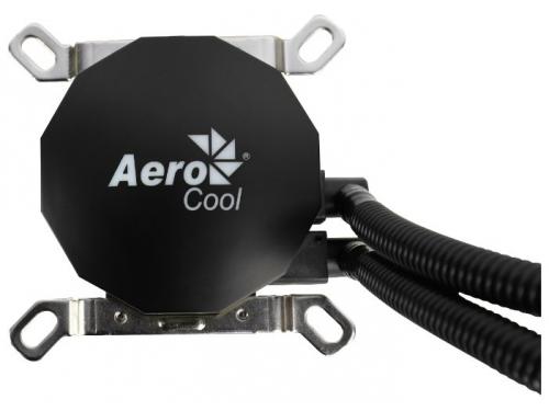 Кулер компьютерный СВО AeroCool Likai 240 (до 350W, 800 - 2000 об./мин.), вид 4