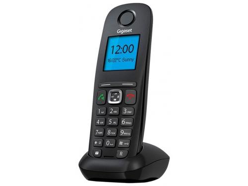 IP-телефон Gigaset A540 IP, чёрный, вид 1