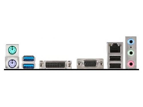 Материнская плата MSI B85M PRO-VD Soc-1150 B85 DDRIII mATX SATA3 LAN-Gbt VGA+DVI USB 3.0, вид 4