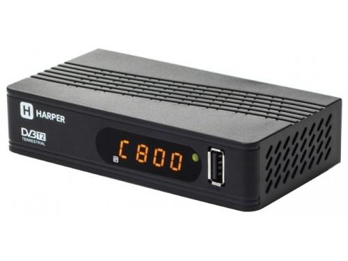 Tv-тюнер Harper HDT2-1514 (DVB-T2), вид 1