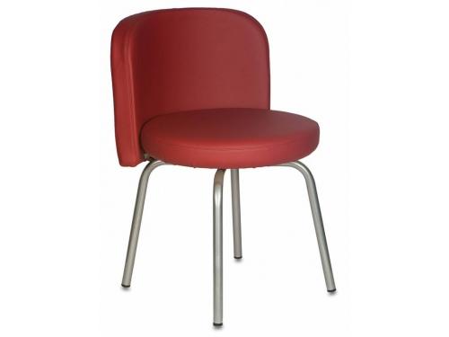 Компьютерное кресло Стул Бюрократ KF-2/Or-21 вращающийся, бордовый, вид 1