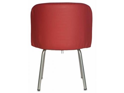 Компьютерное кресло Стул Бюрократ KF-2/Or-21 вращающийся, бордовый, вид 2