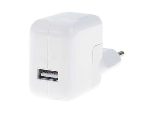 Зарядное устройство Apple 12W USB,(MD836ZM/A),белый, вид 2
