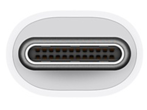 Кабель (шнур) Apple USB-C to Digital AV Multiport Adapter (MJ1K2ZM/A),белый, вид 2