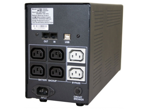 Источник бесперебойного питания Powercom IMP-1200AP, вид 4
