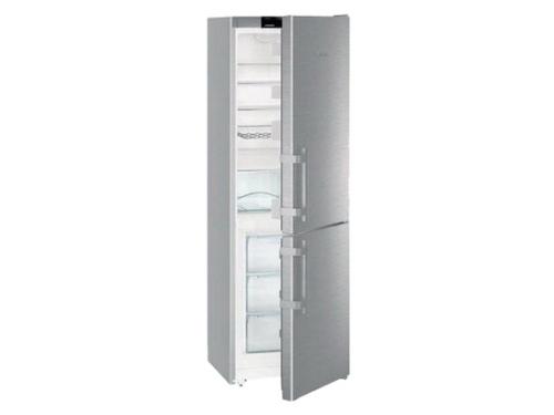 Холодильник Liebherr CUef 3515-20, серебристый, вид 1