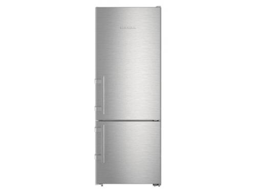 Холодильник Liebherr CUef 2915-2, серебряный, вид 1