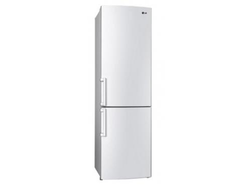 Холодильник LG GA-B489ZVCL белый, вид 1