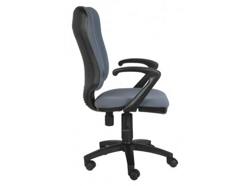 Компьютерное кресло Бюрократ CH-540AXSN/26-25 серое, вид 4
