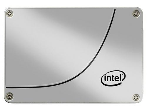 Жесткий диск Intel SSDSC2BA400G401 (SSD, 400 Gb, SATA3, 2.5'', MLC, для сервера), вид 1