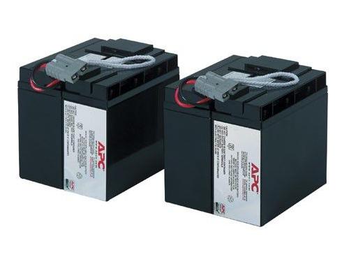 Батарея аккумуляторная для ИБП APC RBC55 (12 В, 17 Ач), вид 1