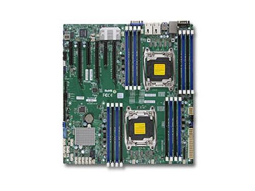 Серверная платформа SuperMicro SYS-6028R-T (2U, 2x LGA2011v3, 6x SATA, 650 Вт), вид 5