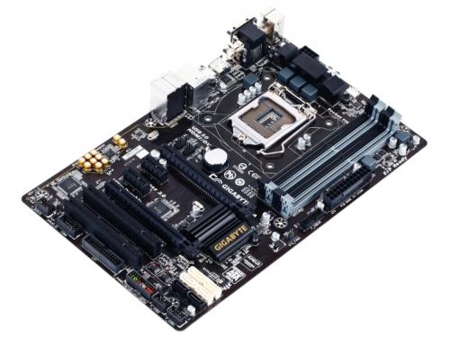 ����������� ����� Gigabyte GA-B85-HD3-A Soc-1150 B85 4*DDRIII mATX SATA3  LAN-Gbt USB3.0, ��� 3