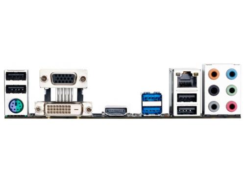 ����������� ����� Gigabyte GA-B85-HD3-A Soc-1150 B85 4*DDRIII mATX SATA3  LAN-Gbt USB3.0, ��� 4