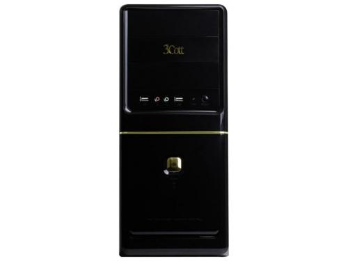 Корпус ATX 3Cott 4009 450W, черный, вид 2