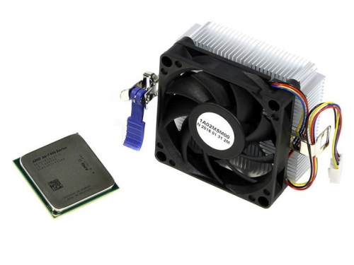 Процессор AMD A6-7470K Godavari (FM2+, L2 1024Kb, Retail), вид 2