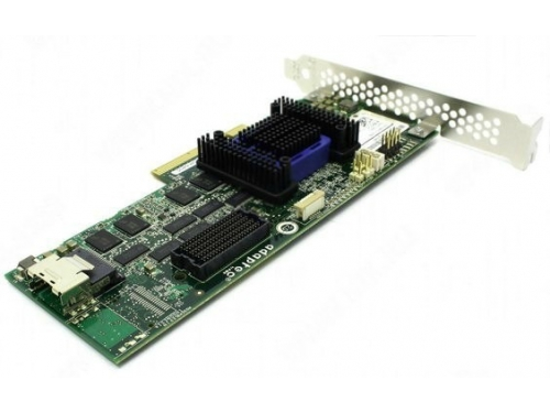 Контроллер Adaptec ASR-6405 (OEM) PCI-X, SATA/SAS, RAID Cache 128, вид 1