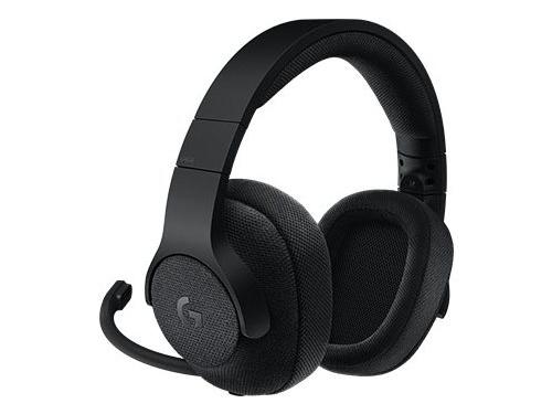 Гарнитура для ПК Logitech Gaming G433, черная, вид 2
