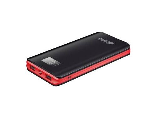 Аккумулятор универсальный Внешний аккумулятор Hiper BS10000 10000mAh, черный, вид 1