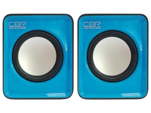 Компьютерная акустика CBR CMS 90, Голубая, вид 1