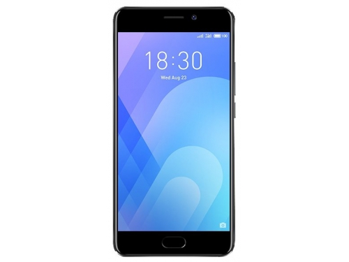 Смартфон Meizu M6 Note 3/16Gb, черный, вид 2