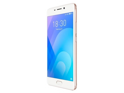 Смартфон Meizu M6 Note 3/16Gb, черный, вид 8