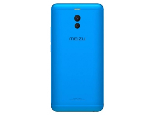 Смартфон Meizu M6 Note 3/16Gb, черный, вид 10