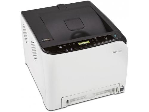 Принтер лазерный цветной Ricoh Aficio SP C262DNw (настольный), вид 1