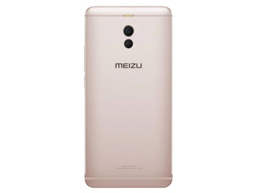Смартфон Meizu M6 Note 3/16Gb, черный, вид 7