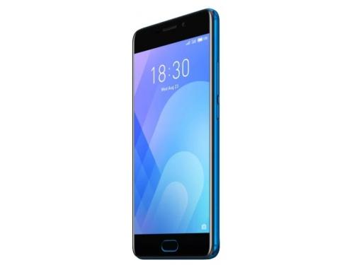 Смартфон Meizu M6 Note 16GB, синий, вид 8