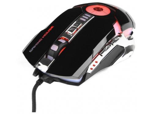 Мышь Gembird MG-530 USB, черная, вид 2