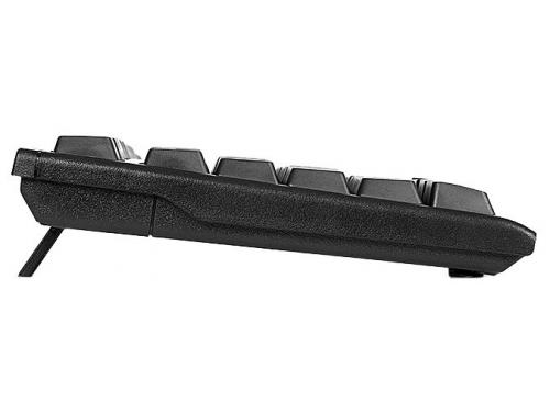Клавиатура SVEN Standard 304 USB+HUB, Черная, вид 3