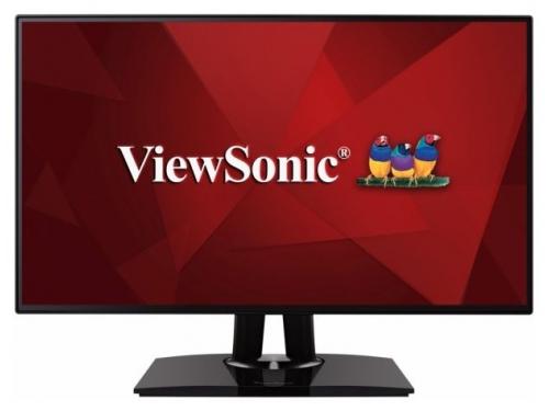 Монитор ViewSonic VP2768, чёрный, вид 1