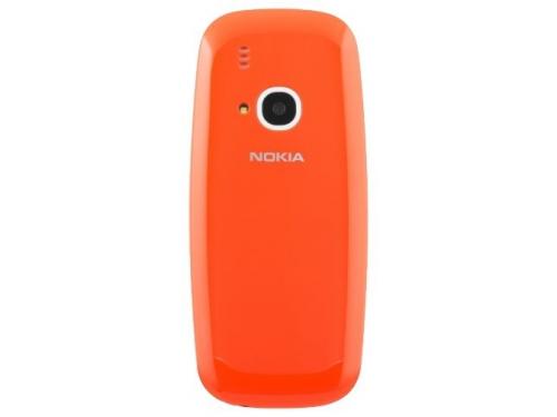 Сотовый телефон Nokia 3310 2017, красный, вид 3