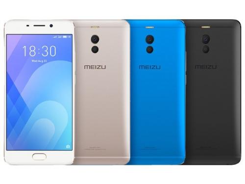 Смартфон Meizu M6 Note 3/32Gb, золотистый, вид 6