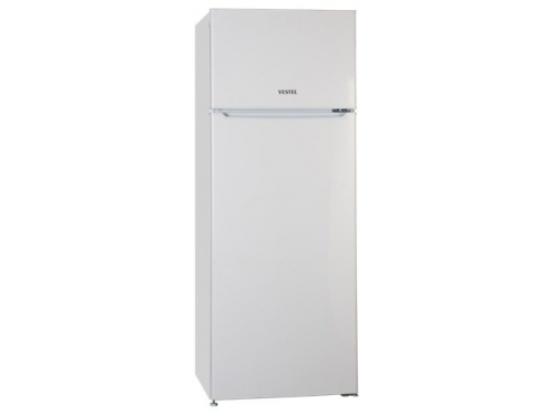 Холодильник Vestel VDD260VW, белый, вид 2