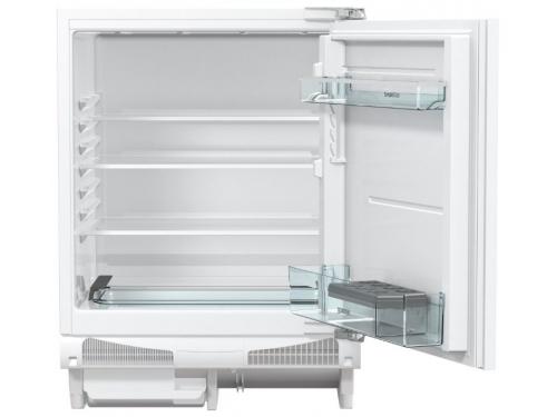 Холодильник встраиваемый Gorenje RIU 6091 AW, белый, вид 2