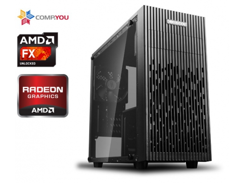 Системный блок CompYou Home PC H555 (CY.540946.H555), вид 1