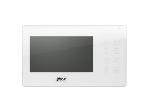 Видеодомофон FORT Automatics C0702HF, цветной, вид 1